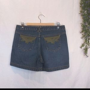 WEAR EVER CLOTHING by Faded Glory♡Ladies Shorts